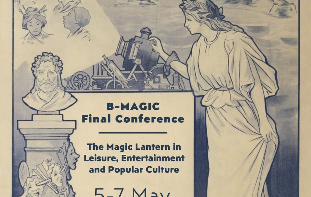 CFP: 'The Magic Lantern in Leisure, Entertainment and Popular Culture' – International Conference in Antwerp (BE), 5-7 May 2022